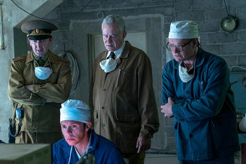 Chernobyl Premios BAFTA 2020 nominaciones