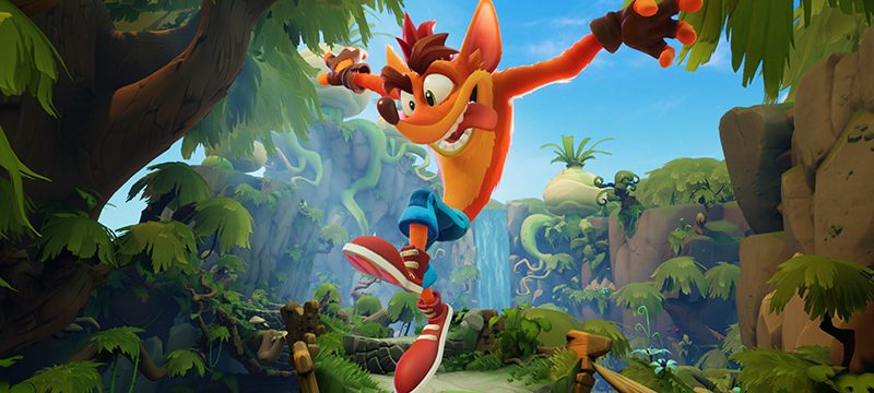 Crash Bandicoot 4 Its About Time trailer