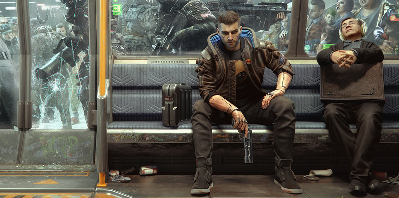 Cyberpunk 2077 19 noviembre