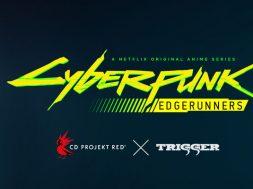 Cyberpunk 2077 anime Netflix