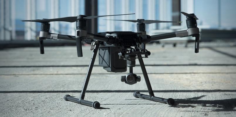Drones de DJI se encargan de entrega de equipo médico a hospitales