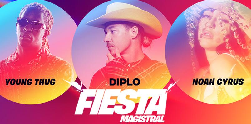 Diplo regresará al escenario principal de Fortnite el 25 de junio