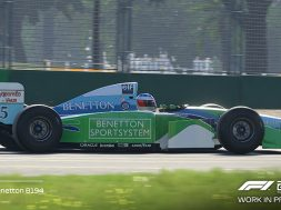 F1 2020 Schumacher Benetton 94