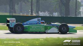 La F1 2020 Deluxe Schumacher Edition ya está disponible
