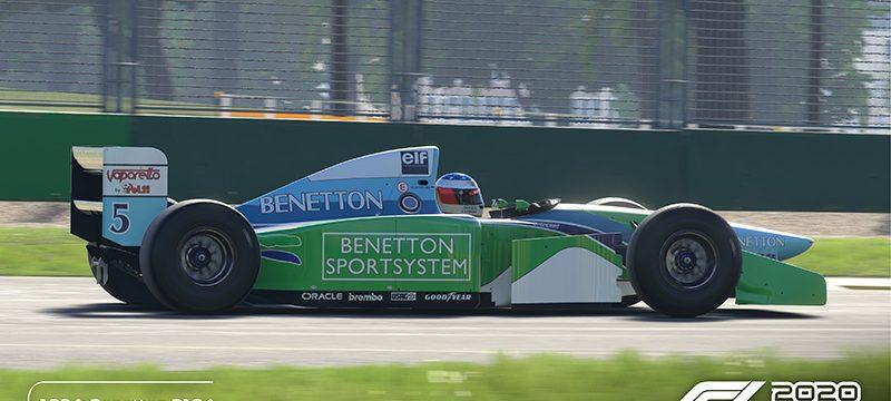 F1 2020 Schumacher Benetton 94