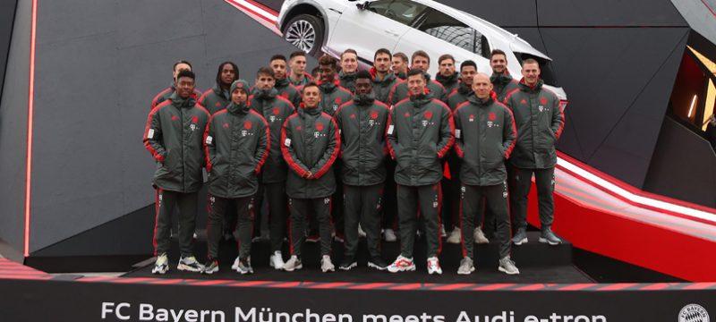 FC Bayern Munich Audi