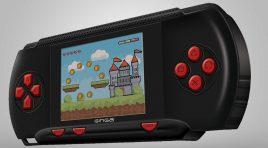 Ginga GICONV02, una consola de juegos con 160 títulos clásicos