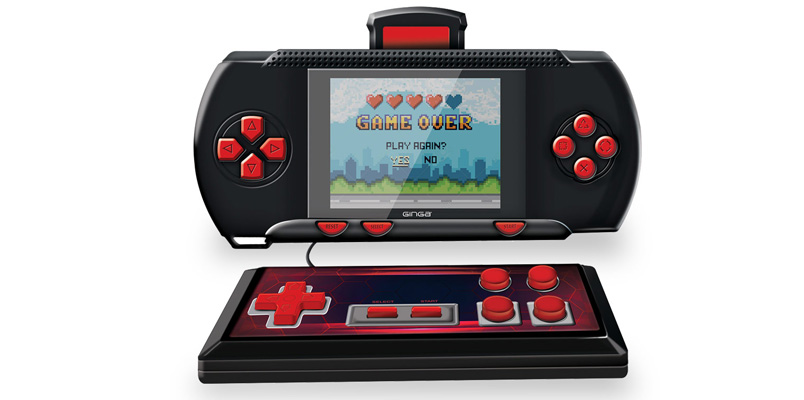 Ginga GICONV02 consola control