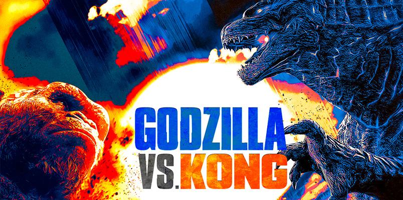Godzilla Vs Kong poster 1