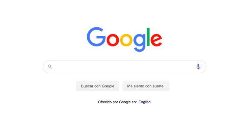 Google te lleva directo a la información que estás buscando