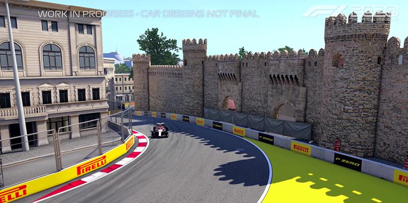 Gran Premio de Azerbaiyan F1 2020