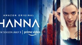 Checa el tráiler de HANNA Temporada 2 de Prime Video