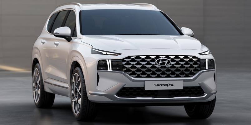 Hyundai Santa Fe 2021 estrena nuevo diseño y más tecnología