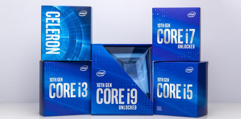 Intel Core 10a gen