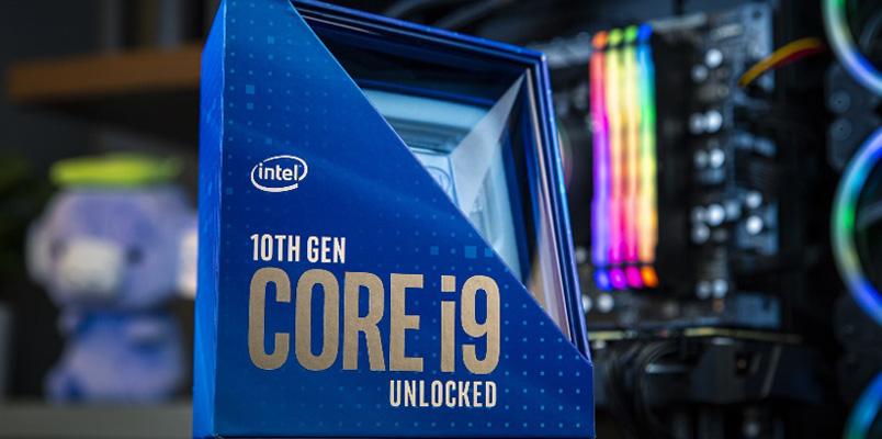 Los procesadores Intel Core serie S de 10a Generación en México