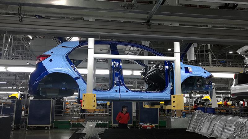 KIA Motors Mexico Planta Rio HB