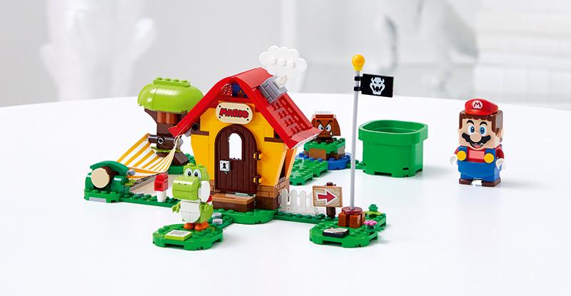 LEGO-Super-Mario-Casa-de-Mario-y-Yoshi