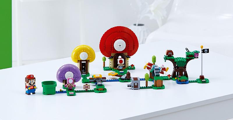 LEGO-Super-Mario-Caza-del-Tesoro-de-Toad