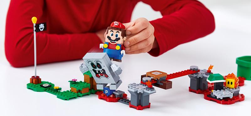 LEGO-Super-Mario-Lava-Letal-de-Roco