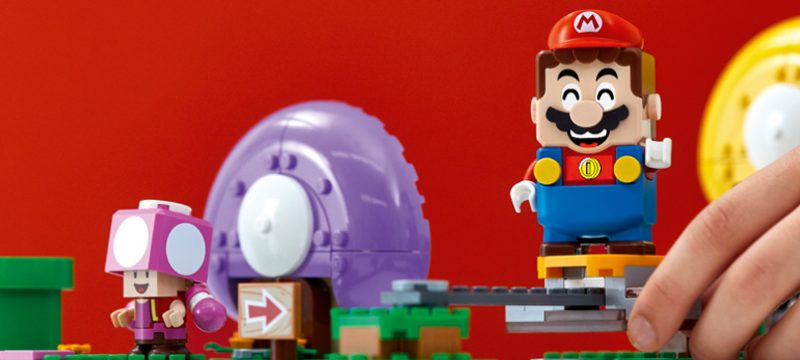 LEGO Super Mario packs 2020