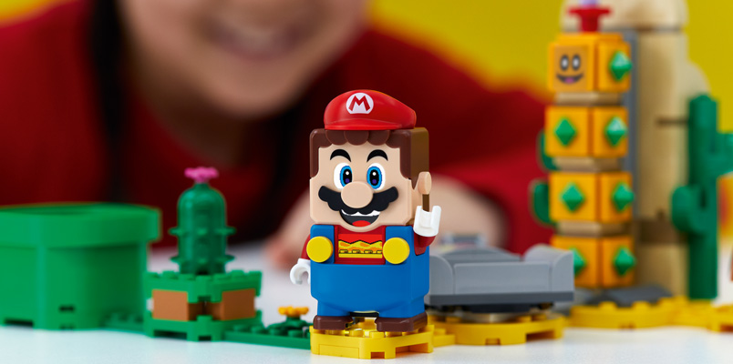 LEGO Super Mario sets 2020
