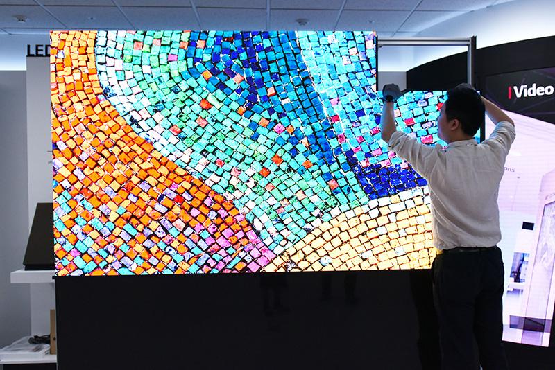 LG LED Sinage 2020
