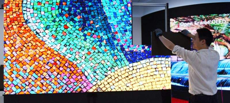 LG LED Sinage LSAA 2020