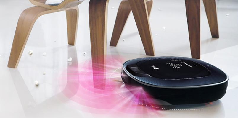 Miele podrá fabricar aspiradoras robotizadas con tecnología de LG