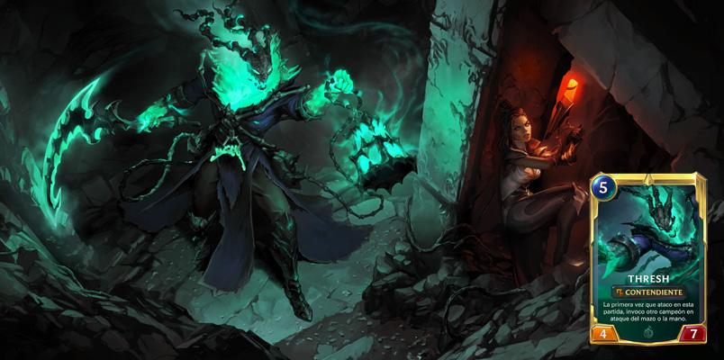 Legends of Runeterra El Duelo