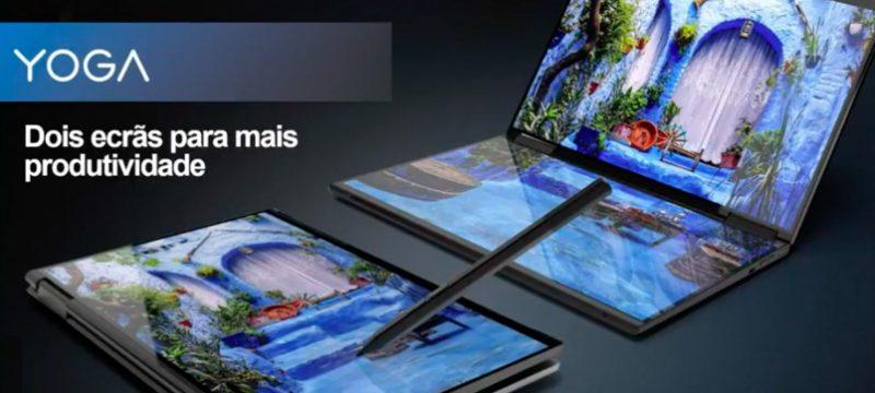 Lenovo doble pantalla 2021