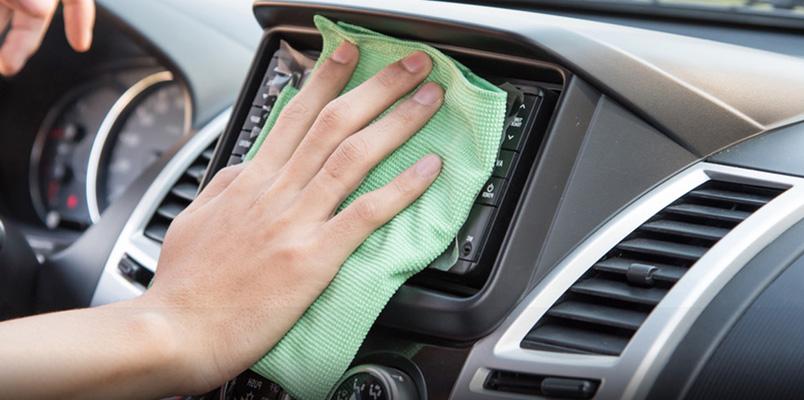 Limpiar auto interior coronavirus