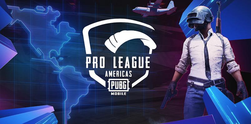 Los equipos latinos del PUBG MOBILE Pro League Américas