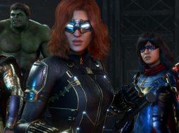 Marvels Avengers gameplay