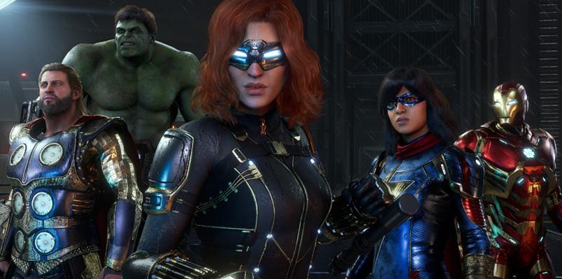 Marvel's Avengers presenta a su villano y varios modos de juego