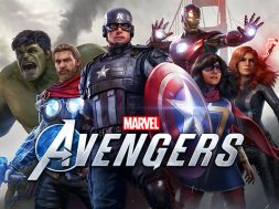 Marvels Avengers portada