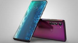 Motorola Edge ya está en Telcel, conoce precio y especificaciones