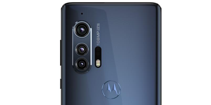 Motorola Edge Plus camara