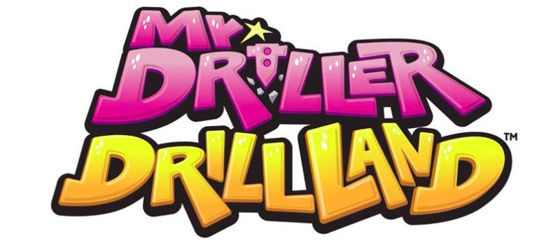 Mr DRILLER DrillLand logo