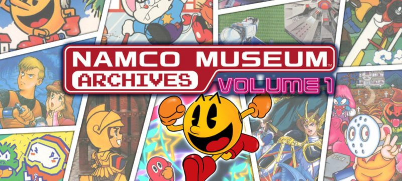 Namco Museum Archives Vol 1