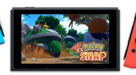 New Pokémon Snap será tu nueva aventura favorita de Pokémon