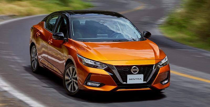 Nissan Sentra 2020 motor