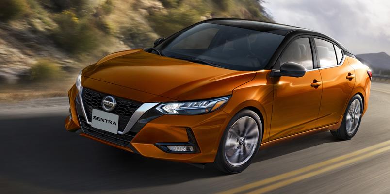 Nissan Sentra 2020 precio