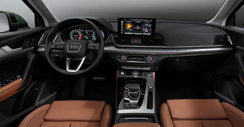 Nuevo Audi Q5 2021 Interior Tecnologia
