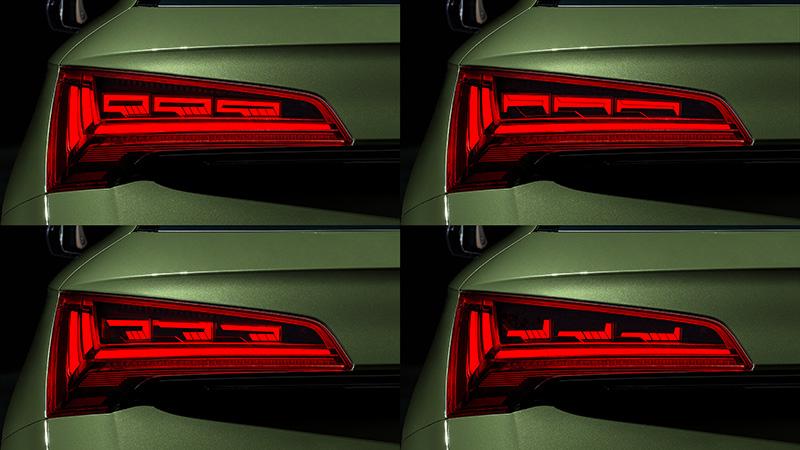 Nuevo Audi Q5 2021 OLED