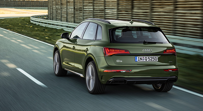 Nuevo Audi Q5 2021 motor