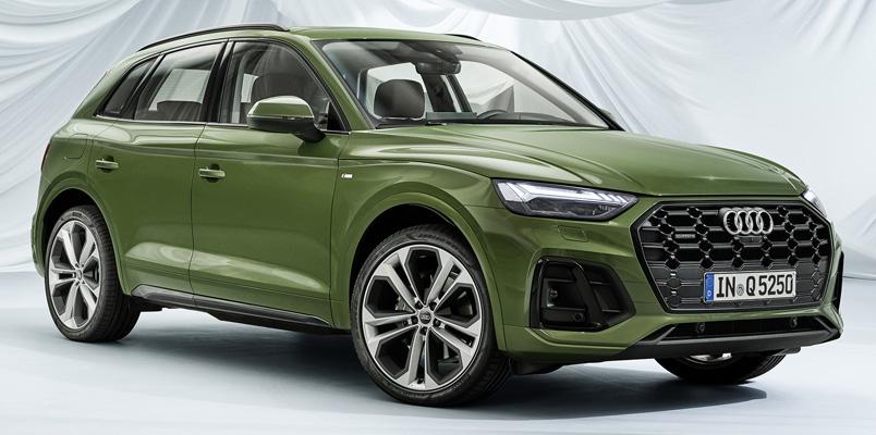 Audi Q5 2021 con mejor tecnología y es hecho en México
