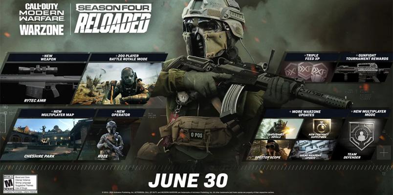 El nuevo contenido que llega a Call of Duty: Modern Warfare