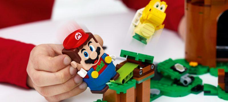 Nuevos sets LEGO Super Mario