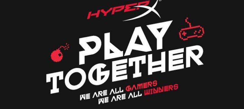 Play Together HyperX Brasil