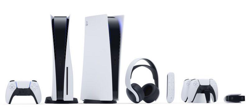 PlayStation 5 accesorios oficiales